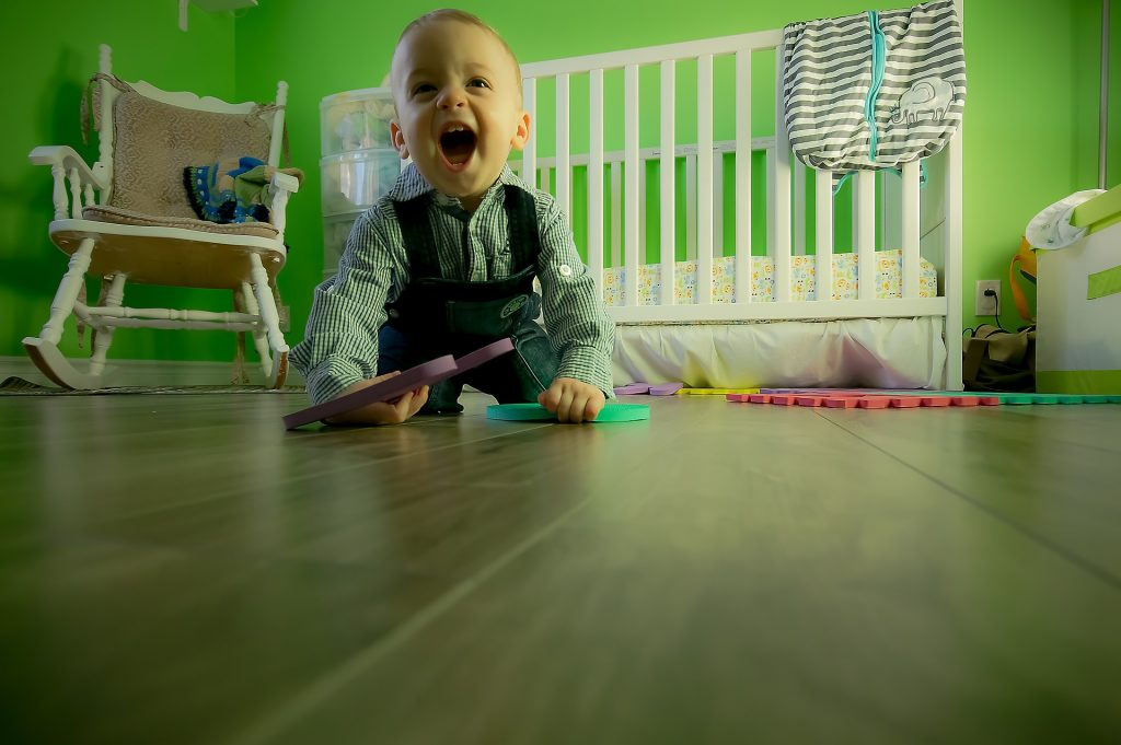 How Can I Discipline My 15 Month Old Toddler?